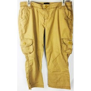 The Limited Tan Cargo Pants Style Womens Sz 10